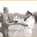 2nd Lt. Arun Khetarpal...during his training in NDA