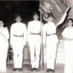 2nd Lt Arun Khetarpa during his training days in NDA