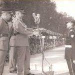 2nd Lt Arun Khetarpal during his training in NDA