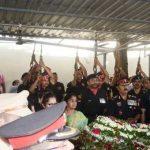Final Military Honours to Major Prasad Mahadik