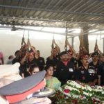 Final Military Honours to Major Prasad Mahadik