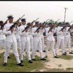 The last Gun salute to the martyr Lt Kiran Shekhawat