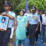 The final journey of Wg cdr Mandeep singh Dhillion