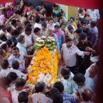 The last journey of Major Prasad Mahadik