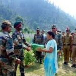 "Army organizes Shaheed diwas at ""gatha park"", Bhadarwah in the memory of Nb Sub Chuni Lal"