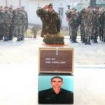 Army pays tribute to Sepoy Koushal Singh