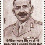 Brigadier Rajinder Singh MVC1