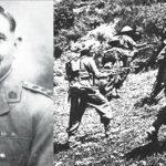 Brigadier Rajinder Singh and troops in the 1947-48 war