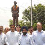 Brigadier Rajinder Singh statue