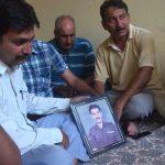 Brother and relatives of Hav Satpal Bhasin