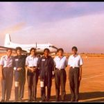 First Batch of Indian Air Force Women Cadets
