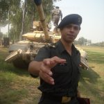 Major Dhruv Yadav,