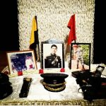 Maj Dhruv Yadav's memorabilia