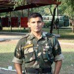 Capt Sunil kumar Choudhary