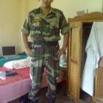 Captain Sunil Kumar Chaudhary