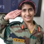 Col M N Rai's daughter