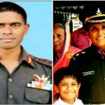 Col Santosh Mahadik and his wife Lt Swati Mahadik