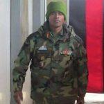 Col. Santosh Mahadik ..