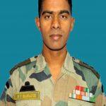 Col. Santosh Mahadik