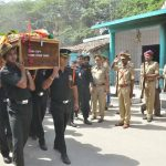 The Last Journey of Captain Ayush Yadav