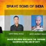 Sepoy Jaspreet Singh