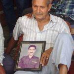 Father of Hav Satpal Bhasin