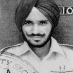 Fg Offr Nirmaljit Singh, PVC