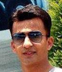 Flight Lieutenant Shikhar Kulshrestha