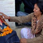 Hav Gajendra singh's wife remembering her hero