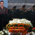 Army's last salute to Hav Gajendra singh