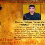 Gunner Kishore kumar munna