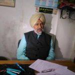 Captan mandeep Singh's father Kanwalljit Singh