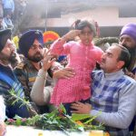 Daughter of Hav Sukhraj Singh pays tribute to her father