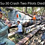 Flt Lt Achudev's Su-30-Crash site