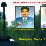 Sgt K Milind Kishor