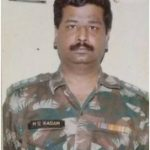 Lt Col Manish Shashikant Kadam