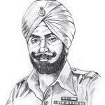Sub and Hon Capt Karam Singh