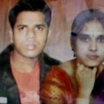 LME Rajesh Tootika with his wife