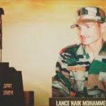 Lance Naik Mohammed Naseer