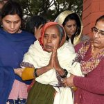 Lance Naik Hanumanthappa's mother