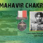 Lance Naik Shanghara Singh MVC