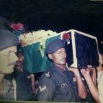 Last journey of Naik Shivabasayya Kulkarni