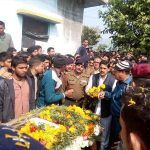 Last Journey of Paratrooper Dharmendra Kumar