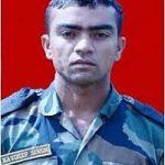 Lt Navdeep Singh AC