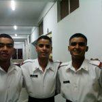Lt Navdeep Singh at OTA