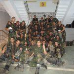 Lt Navdeep Singh at OTA Training