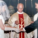 Flt Lt Ronald Kevin Serrao and deepika's wedding