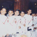 Lt. Amit Singh night dinner with his NDA friends