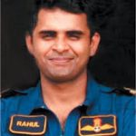 Lt Cdr Rahul Nair