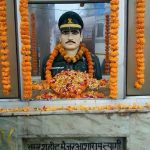 Major Asa Ram Tyagi's statue